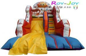 Mała zjeżdżalnia plus Roy-Joy