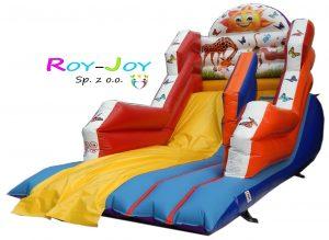 ROY-joy Plus mała zjeżdżalnia
