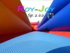 Roy-Joy dmuchańce