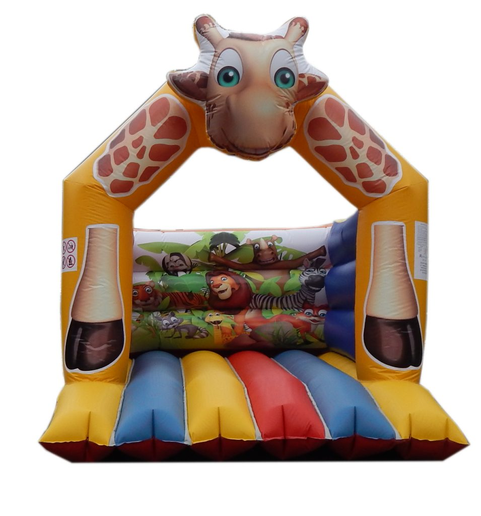 Zamek żyrafa